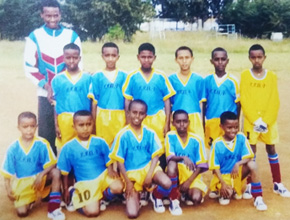 The first youth team