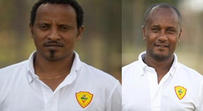 Fasil and Zerhun St.George promoted coachs