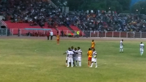 St.George Vs Sidama Buna