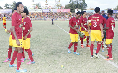 Elias to miss the final Addis Ababa Amber Cup