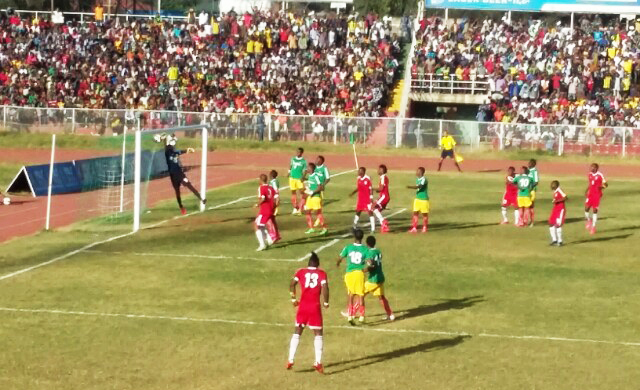 Congo Equalize at 42